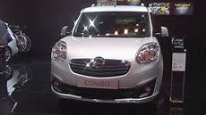 opel combo 2016 opel combo combi 2016 exterior and interior in 3d