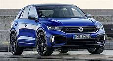 New Vw T Roc R Wants To Become The Default Hatch On