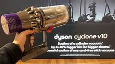dyson cyclone v10 staubsauger