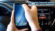 telephone bluetooth voiture peugeot comment connecter un t 233 l 233 phone android au syst 232 me