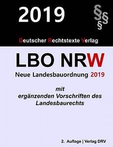 landesbauordnung und landesbauordnung nordrhein westfalen fachbuch b 252 cher de