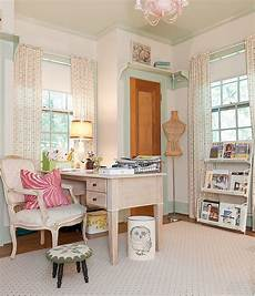 shabby chic home office furniture 30 gorgeous shabby chic home offices and craft rooms