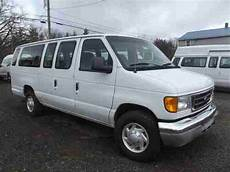 how things work cars 2004 ford e series lane departure warning sell used 2004 ford e350 xlt 15 passenger van 53k miles power windows power locks in exeter new