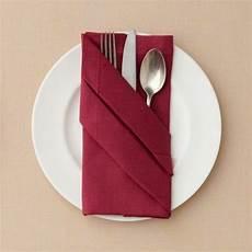 servietten falten besteck napkin folding cutlery pocket tinker