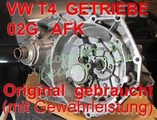 vw t4 getriebe 02g afk 2 5 tdi acv multivan 97 gebraucht