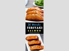 best sauce for salmon fillets