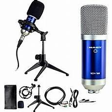Nady Scm 700 8 Studio Condenser Microphone Podcast