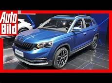 skoda kamiq auto china 2018 details erkl 228 rung