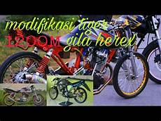 Tiger Modif Herex by Modifikasi Tiger Racing Gila Herex 1200m