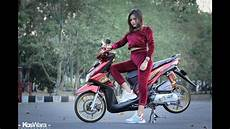 Modifikasi Babylook by Modifikasi Honda Beat Babylook Terbaru 2019