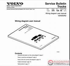 volvo wiring diagram instructions auto repair manual heavy equipment download