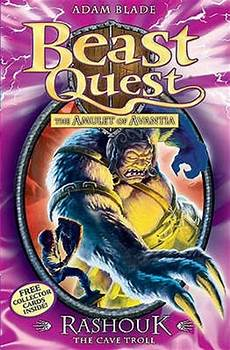 Beast Quest Malvorlagen Novel Rashouk The Cave Troll Beast Quest 21 By Adam Blade