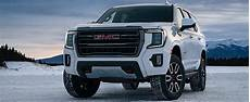 2020 gmc yukon detroit auto show 2021 gmc yukon goes rugged with at4 version for the