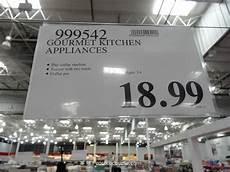 Gourmet Kitchen Appliances Costco by Gourmet Kitchen Appliances