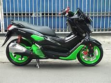 Modifikasi Motor Yamaha Nmax by 56 Modifikasi Yamaha Nmax Ring 17 Modifikasi Yamah Nmax