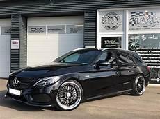 Mercedes Amg C43 T Modell Auf Dotz Revvo Felgen