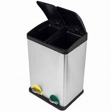 Recycle Kitchen Electronics by Hobbs Rh00140 Kitchen Recycle Waste Separation Bin