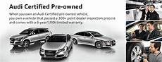 certified pre owned audi information continental audi in naperville il