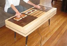 Handcrafted Coffee Table if it s hip it s here archives handcrafted nintendo