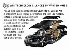 active cabin noise suppression 2007 cadillac sts interior lighting gm 2013 cadillac uses active noise control noiseboard