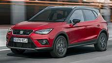 2018 seat arona fr the most exciting compact crossover