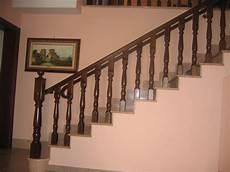 ringhiera di legno ringhiere scale su misura lecce racale progetto casa