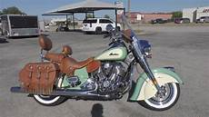 328711 2015 Indian Chief Vintage Used Motorcycles For