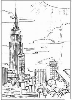 Malvorlagen Urlaub Island Malvorlagen Empire State Building