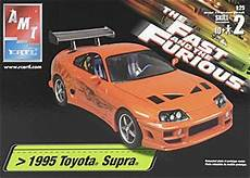 Fast And Furious Modellautos - 1 25 fast furious 95 supra turbo amt31980 amt plastic