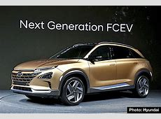 Hyundai Previews New Fuel Cell SUV ? Plus Kona and Genesis