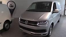 Vw Transporter T6 - volkswagen transporter t6 2016 in depth review interior