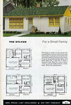aladdin house plans aladdin kit home the sylvan in 2020 model homes house