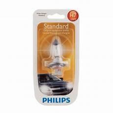 philips standard 12972 h7 headlight bulb 1 pack 12972b1