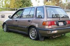 Honda Civic Kombi - 1991 honda civic wagon rt4wd for sale photos technical