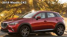 2018 Mazda Cx 3 Redesign Preview Changes Concept