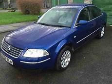 Vw Passat 1 9 Tdi 2003 Car For Sale