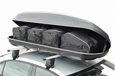 Car Bags Dachbox Taschenset 4 Teilig Car Bags