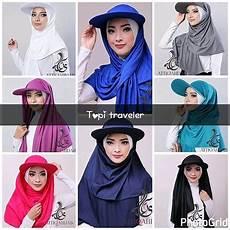 Jual Jilbab Olahraga Topi Traveleer Di Lapak Baju Renang