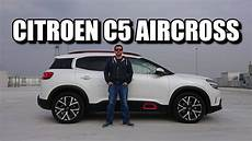 Citroen C5 Aircross Comfy Is Chic Eng Test Drive And