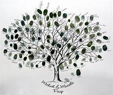 arbre à empreintes sur toile les petits carnets d annick arbre empreintes sur toile