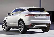 jaguar i pace 100 électrique 2018 jaguar e pace p300 specifications photo price information rating