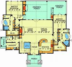 plan 58566sv dual master suites master suite floor dual master suites master suite floor plan mountain
