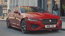 2020 jaguar xe saloon luxurious and technologies