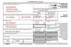 1099b form understanding your tax forms 2016 1099 b proceeds from