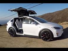 Tesla Model X P90d One Take
