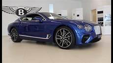 2019 Bentley Continental Gt Technical Review 1 Of 2