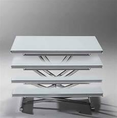 tavolo consolle calligaris calligaris mistery tavolo consolle allungabile sino a 2
