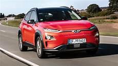 Hyundai Kona Elektro Reichweite - hyundai kona elektro im reichweiten test 613 km mit einer