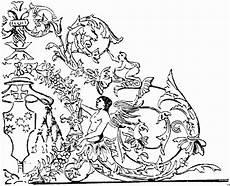 Gratis Malvorlagen Meerjungfrau Muster Mit Meerjungfrau Ausmalbild Malvorlage Architektur