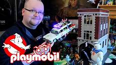 Playmobil Ausmalbilder Ghostbusters Review Playmobil Ghostbusters Line